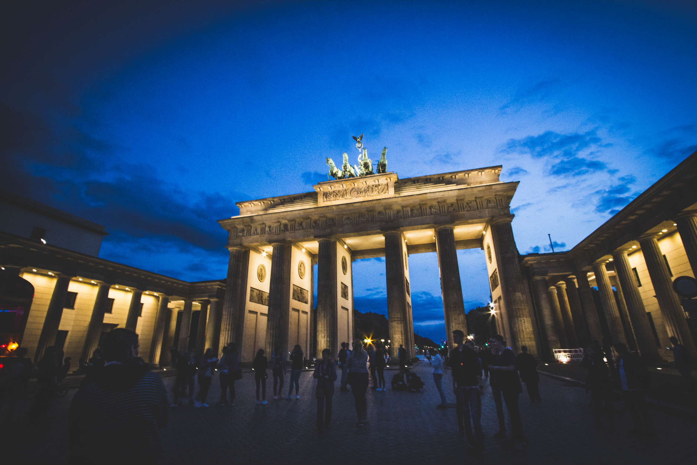 BRANDENBURGER TOR | BERLIN